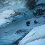Gletsjerspleetredding Martin Heeres en Berber Semmelink