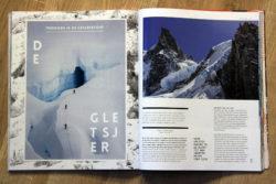 Artikel Taste: Freeriden op een gletsjer